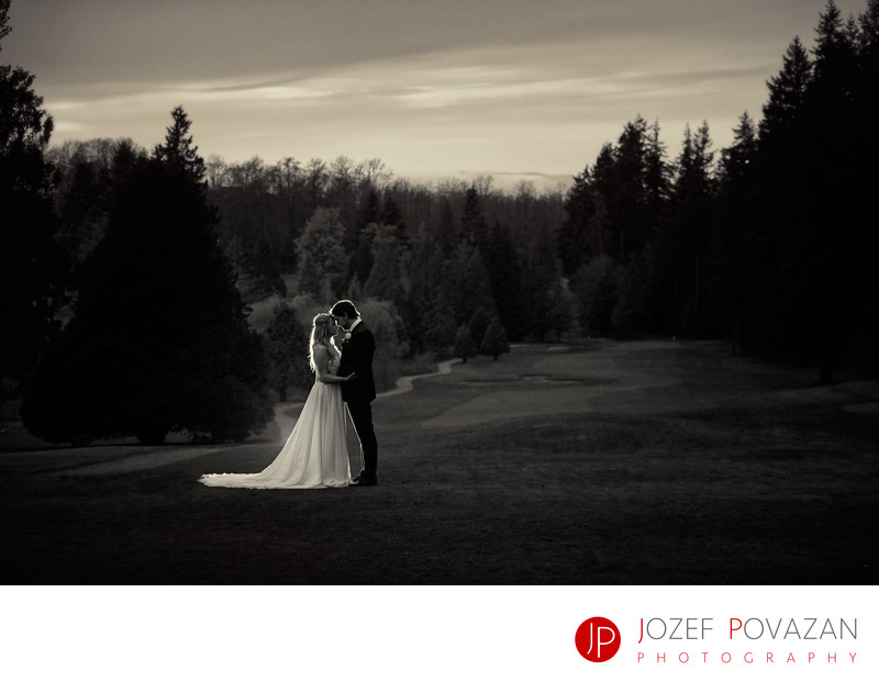 UGC University Golf Club Wedding Photographers UBC