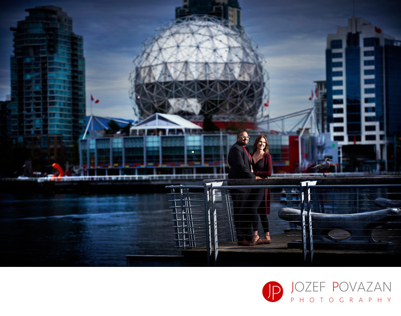 False Creek Science World Engagement Photography