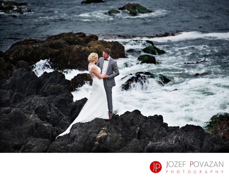 Black Rock Resort Ucluelet Vancouver Island wedding