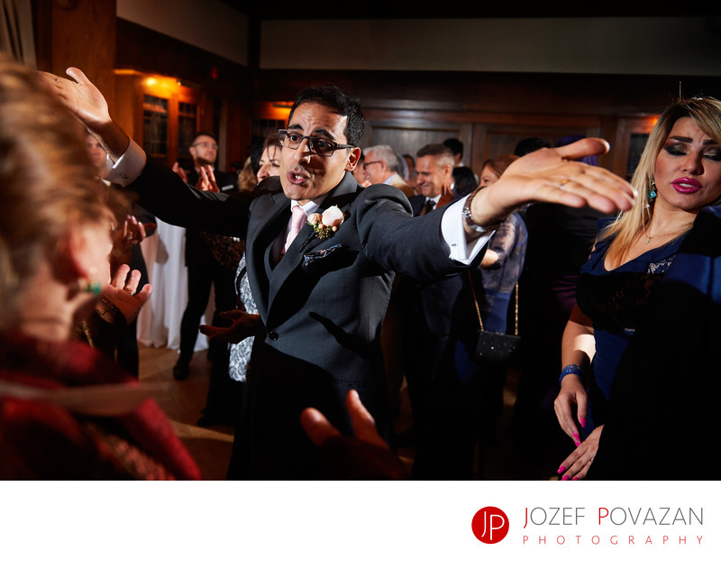 Cecil Green House Park Wedding photographers dance fun