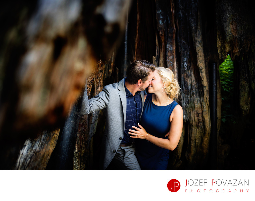 Best engagement portrait photographer Jozef Povazan