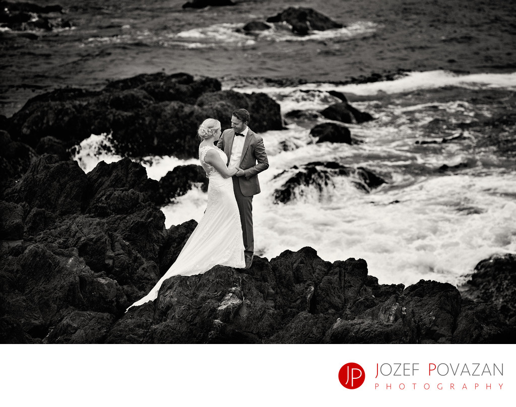 Vancouver Island wedding photographer Jozef Povazan