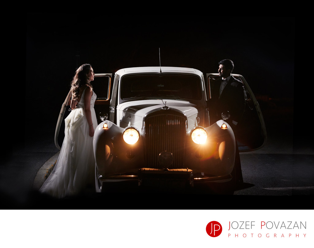 Luxury Vancouver wedding photographer Jozef Povazan