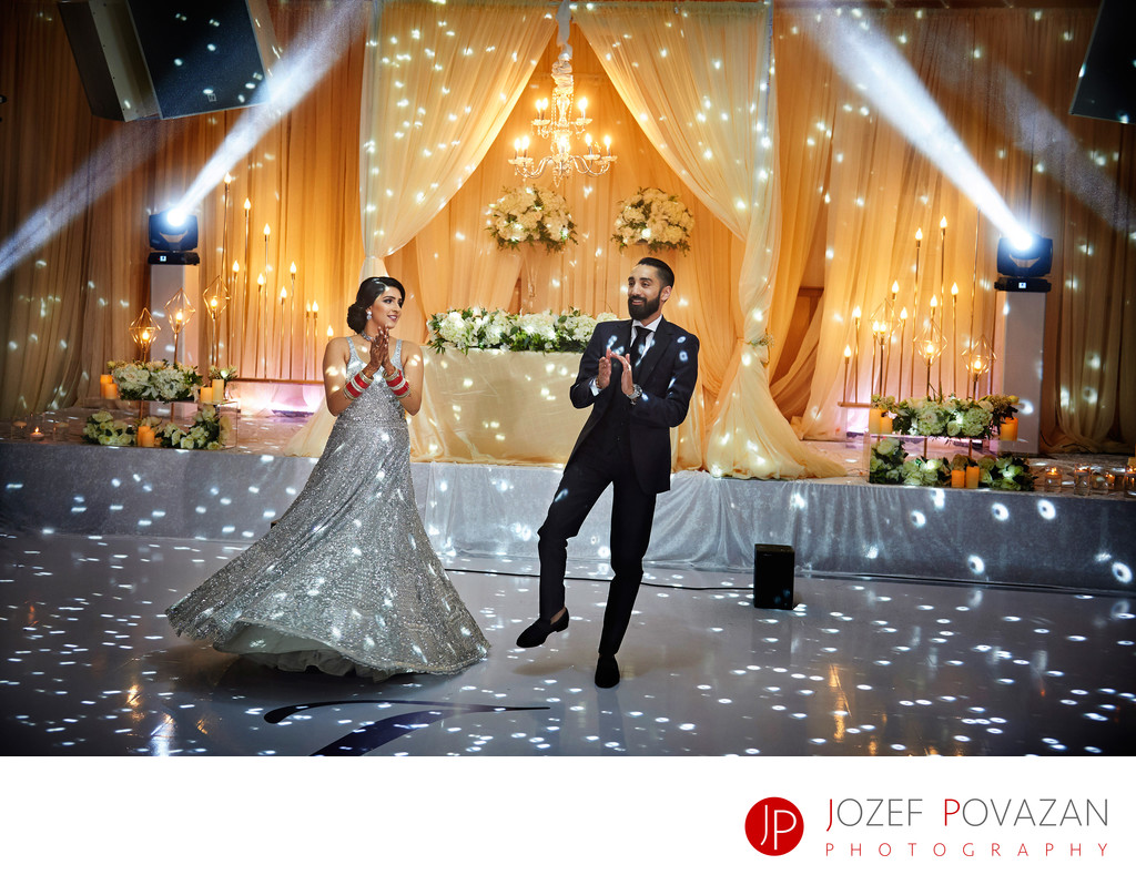 Indian Vancouver wedding photographer Jozef Povazan