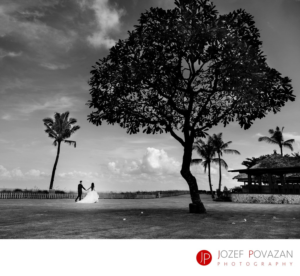 Bali destination wedding photographer Jozef Povazan