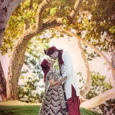Indian bride Vancouver destination wedding photographer