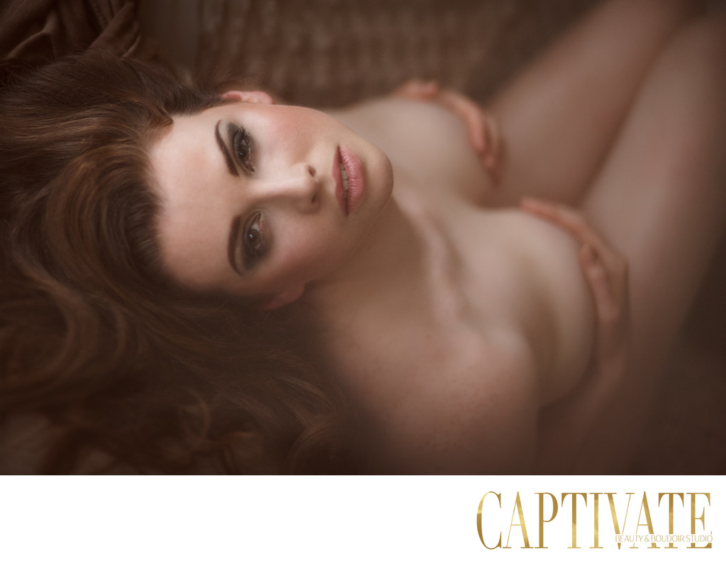 Surrey Luxury Boudoir Photography Studio