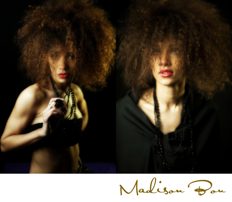 leeds fashion photographers - hair style