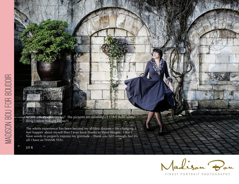 harrogate fashion photographers - jill endorsement