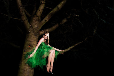leeds fashion photographers - green pixie