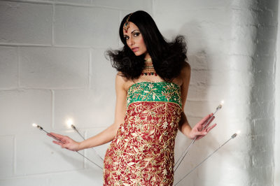 harrogate fashion photographers - asian