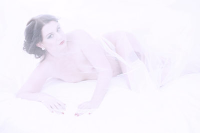 York boudoir photographers - tulle