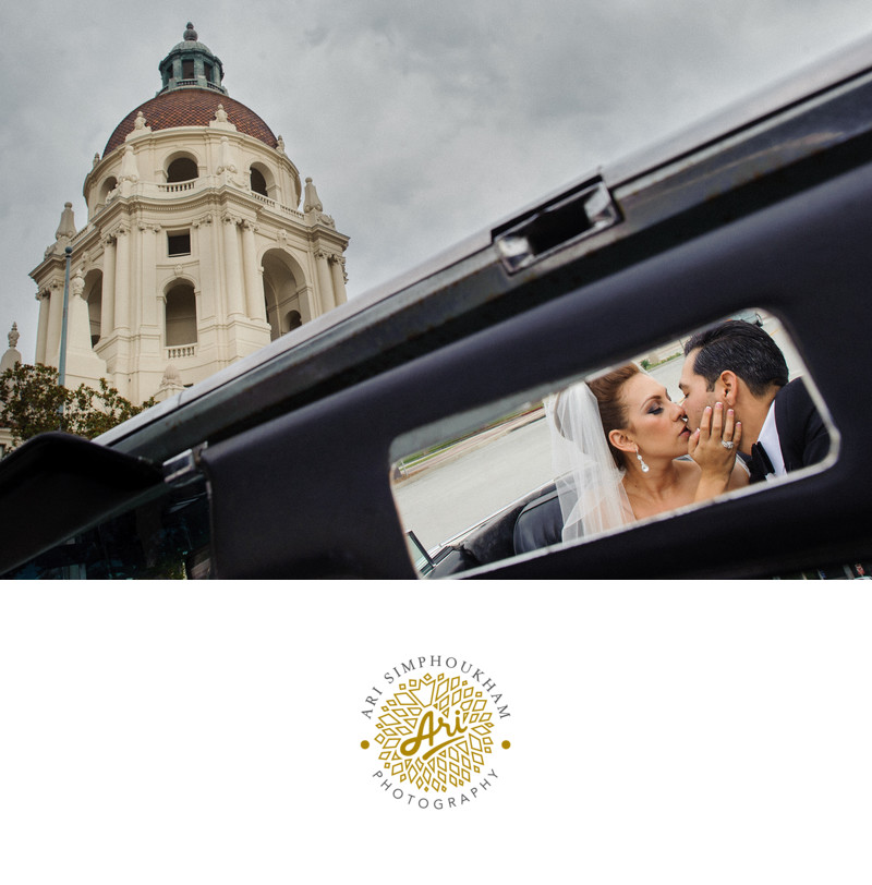 Best Pasadena Wedding Photographer