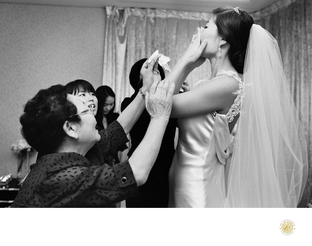 South Korea Wedding Photographers