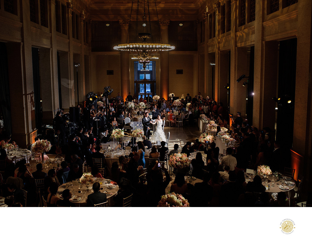 Special Wedding at the Bently Reserve