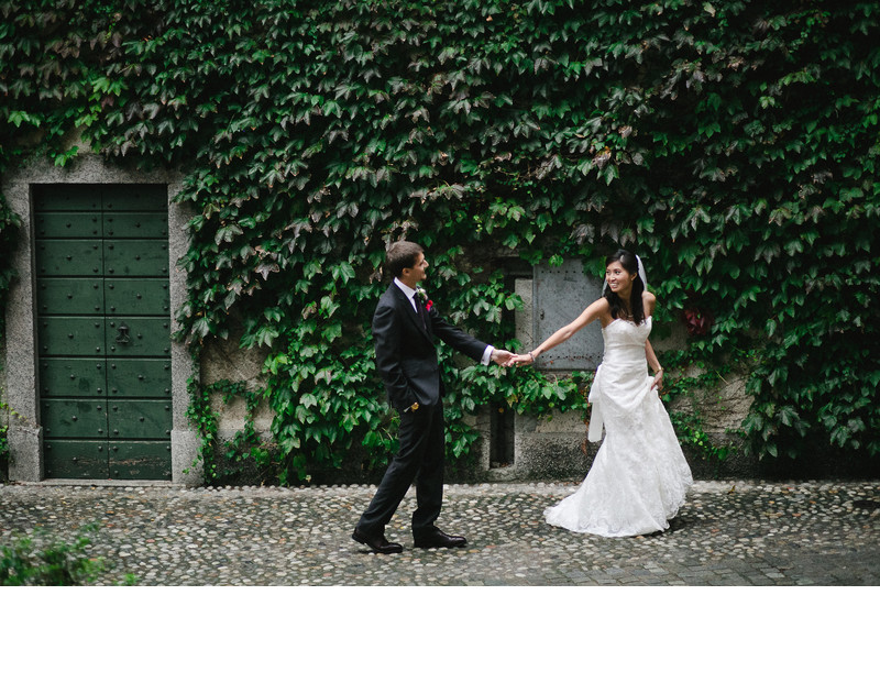 Destination Wedding Photo, Italy