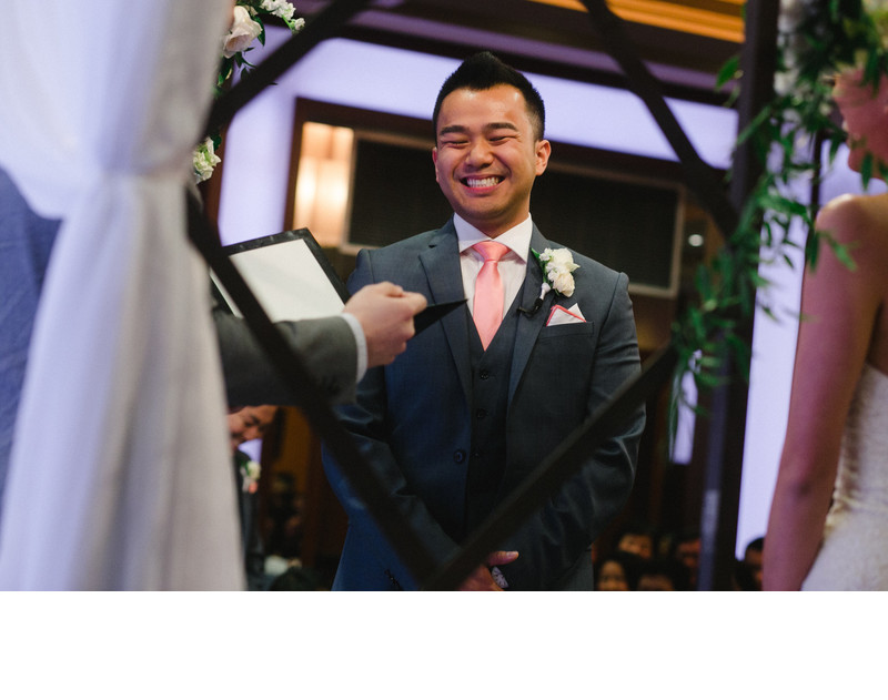 Destination Wedding Photography Bellevue Club Washington