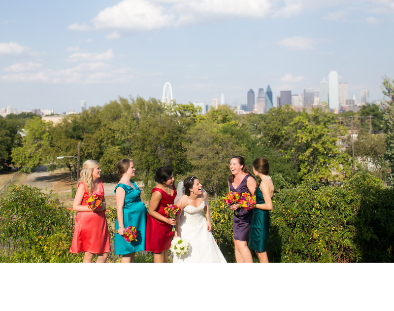 Dallas, TX Destination Wedding Photography