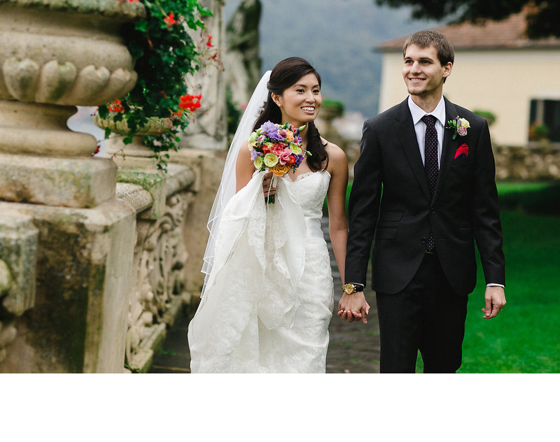 Milan Italy Famous Wedding Photographers