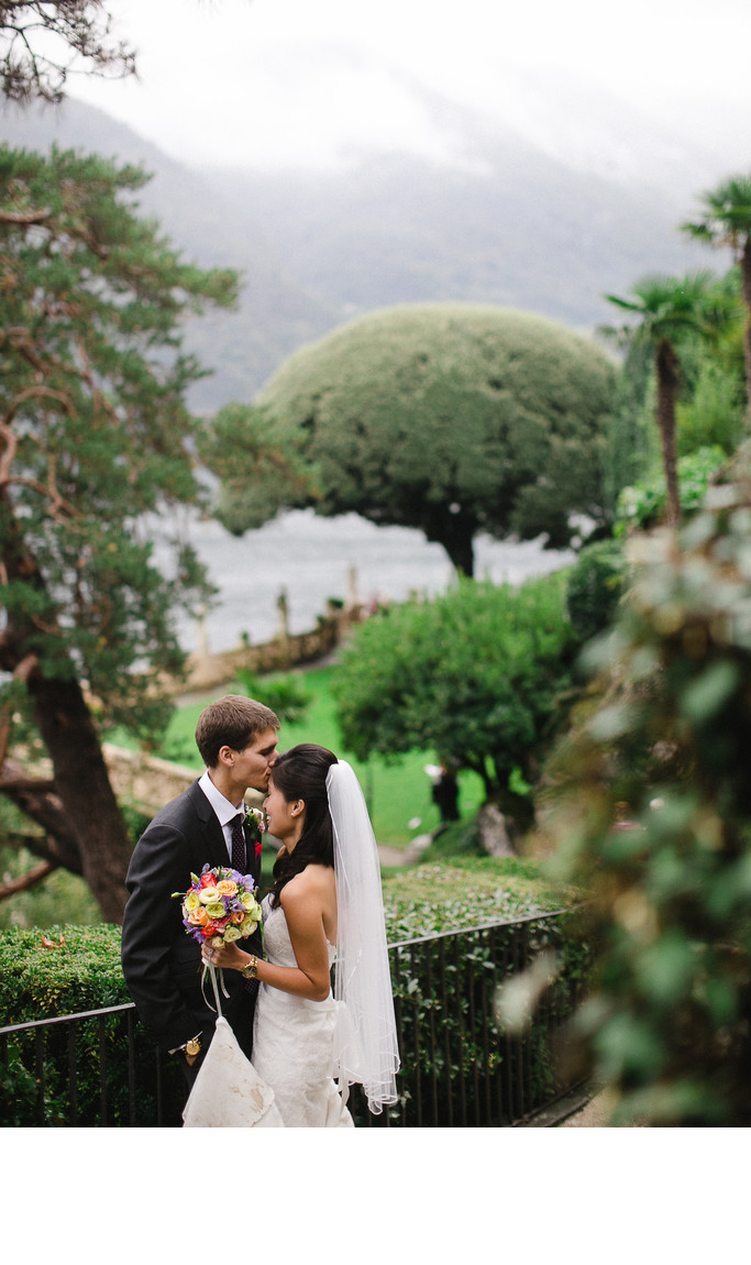 Destination Wedding Pictures Italy