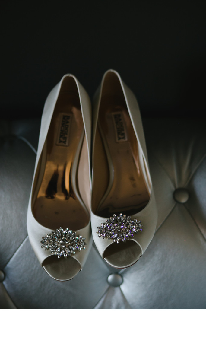 New York Wedding Photographers Wedding Shoes