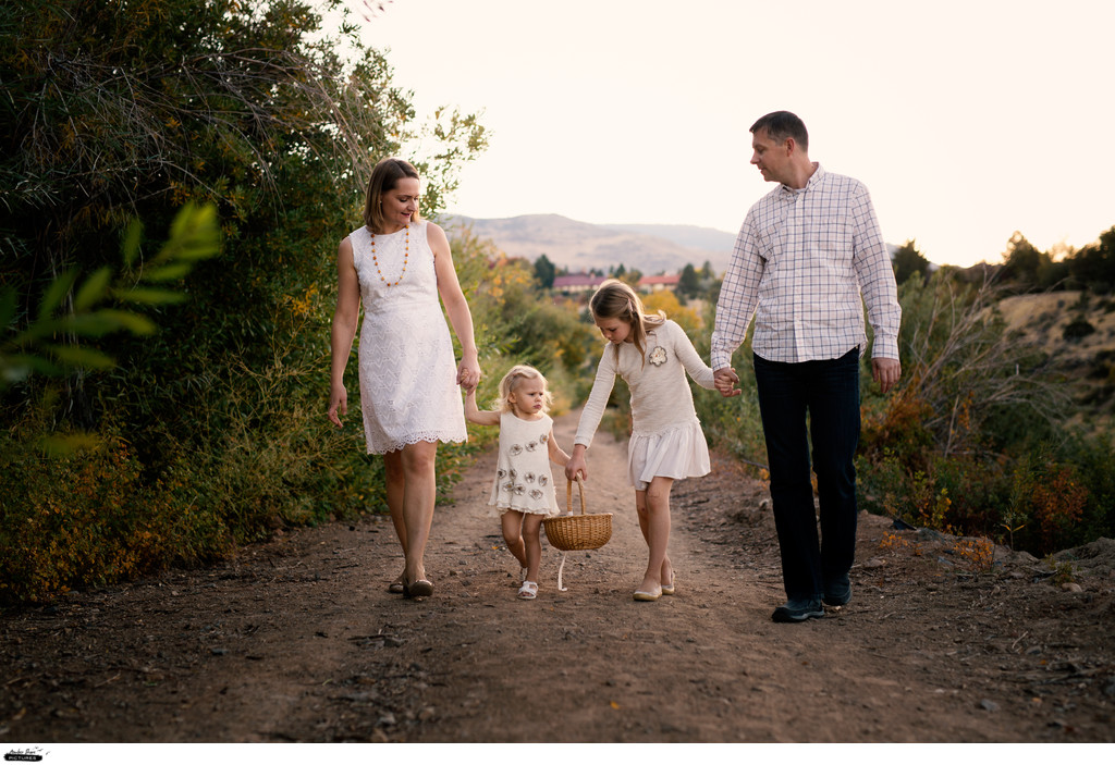 Reno Tahoe Family Photographer Contemporary & Relaxed
