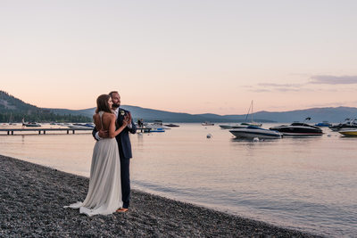 Tahoe Wedding Films Cinematographer Team Reno