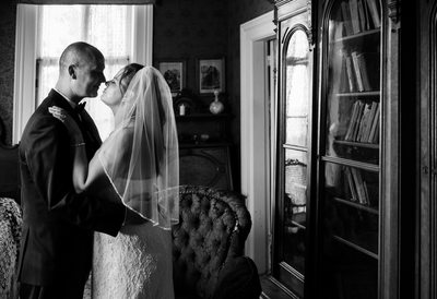 Mackay Mansion Newlywed Photo Session