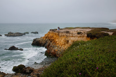 California Coast Elopement Photographer