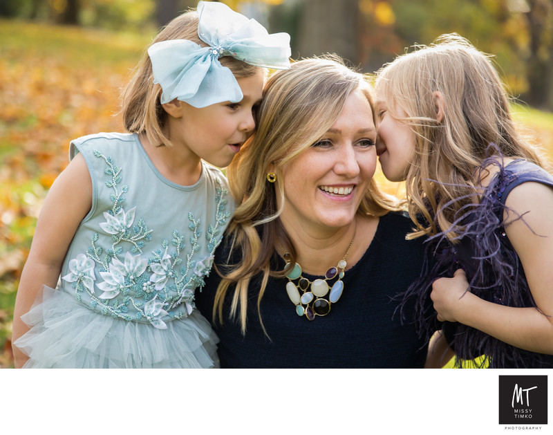 Pittsburgh Family Fall Photo Session by Missy Timko