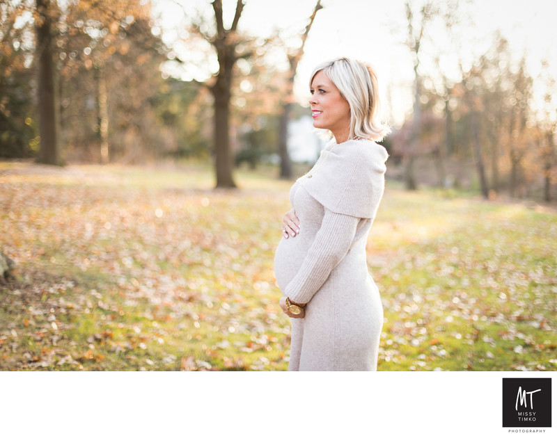 Fall Maternity Lifestyle Portraits, by Missy Timko