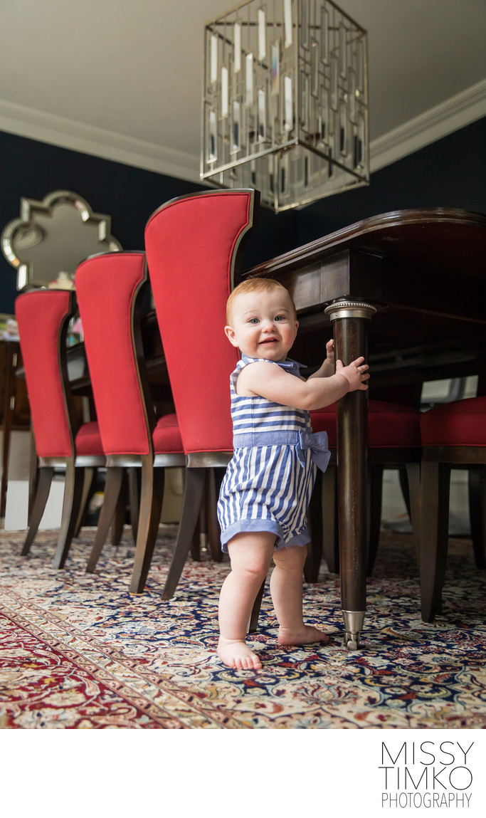 Upscale Toddler Lifestyle Photography by Missy Timko