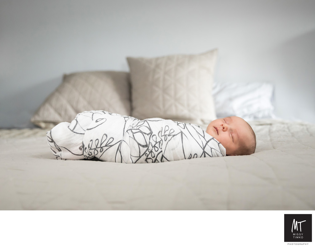 Infant Photography. Newborn Portraits by Missy Timko