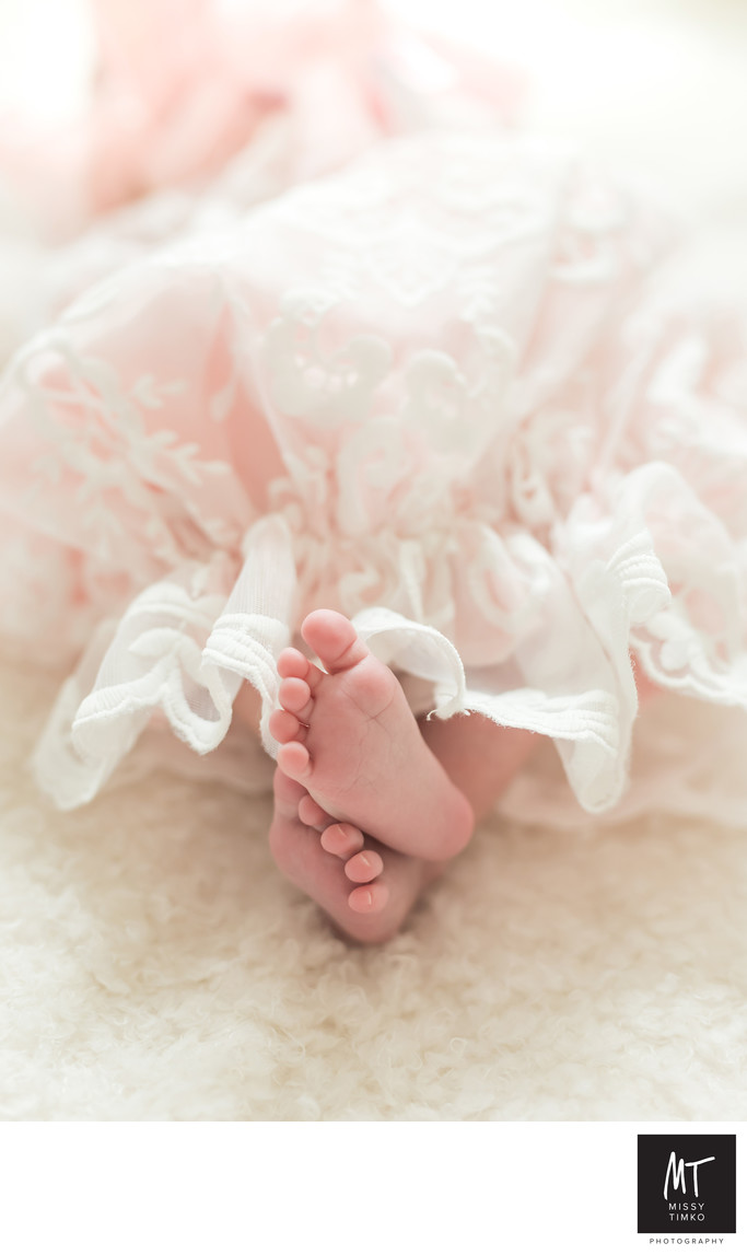 Photography Session for Newborn Baby, by Missy Timko