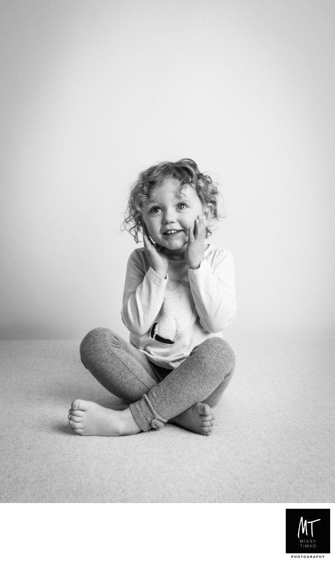 Black & White Lifestyle Photography by Missy Timko