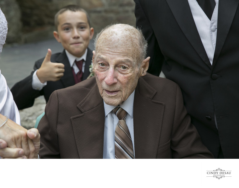 Family Wedding Photographer: A Treasured Image