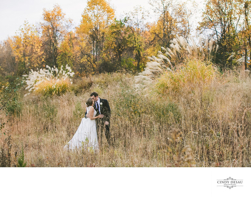 Field of Wedding Dreams in Bucks County