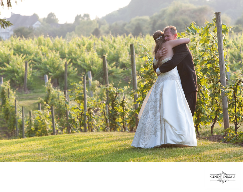 Crossing Vineyards Photographer: Moment in the Vines