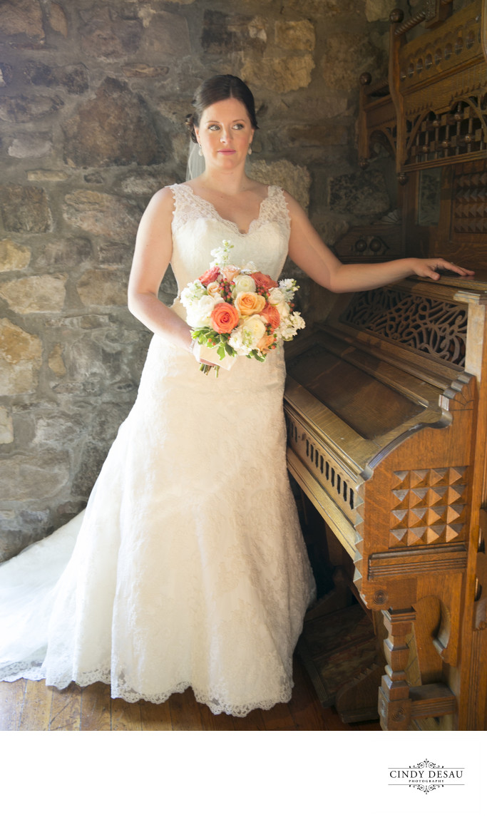 Beautiful Natural  Light Photographer: Holly Hedge Bride