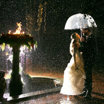 Love in the Night Rain