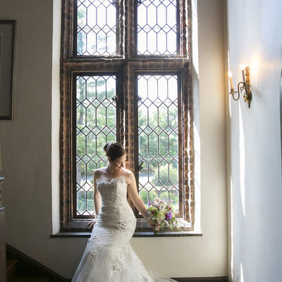 Aldie Mansion-bride-window