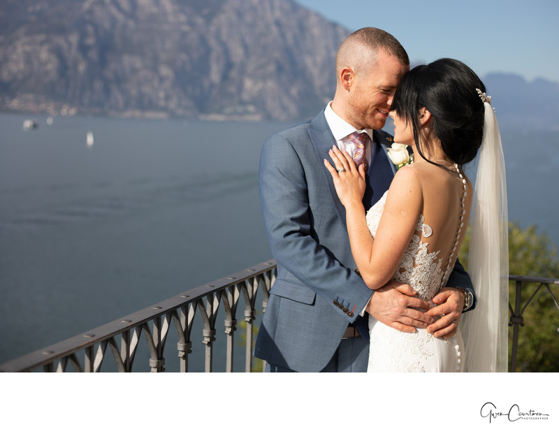 Lake Garda Wedding in Malcesine,
