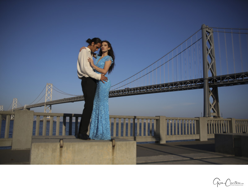 Breathtaking Engagement Photo Session in SanFransisco