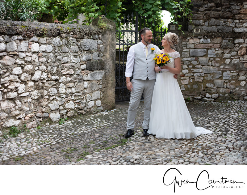 Emma, Malcesine Bride, Lake Garda Wedding Italy