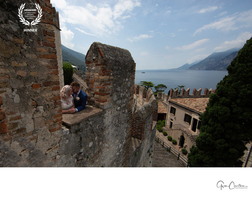 Malcesine Castle and award winning destination