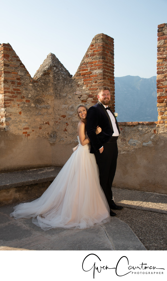 Fabulous wedding venues in Italy.