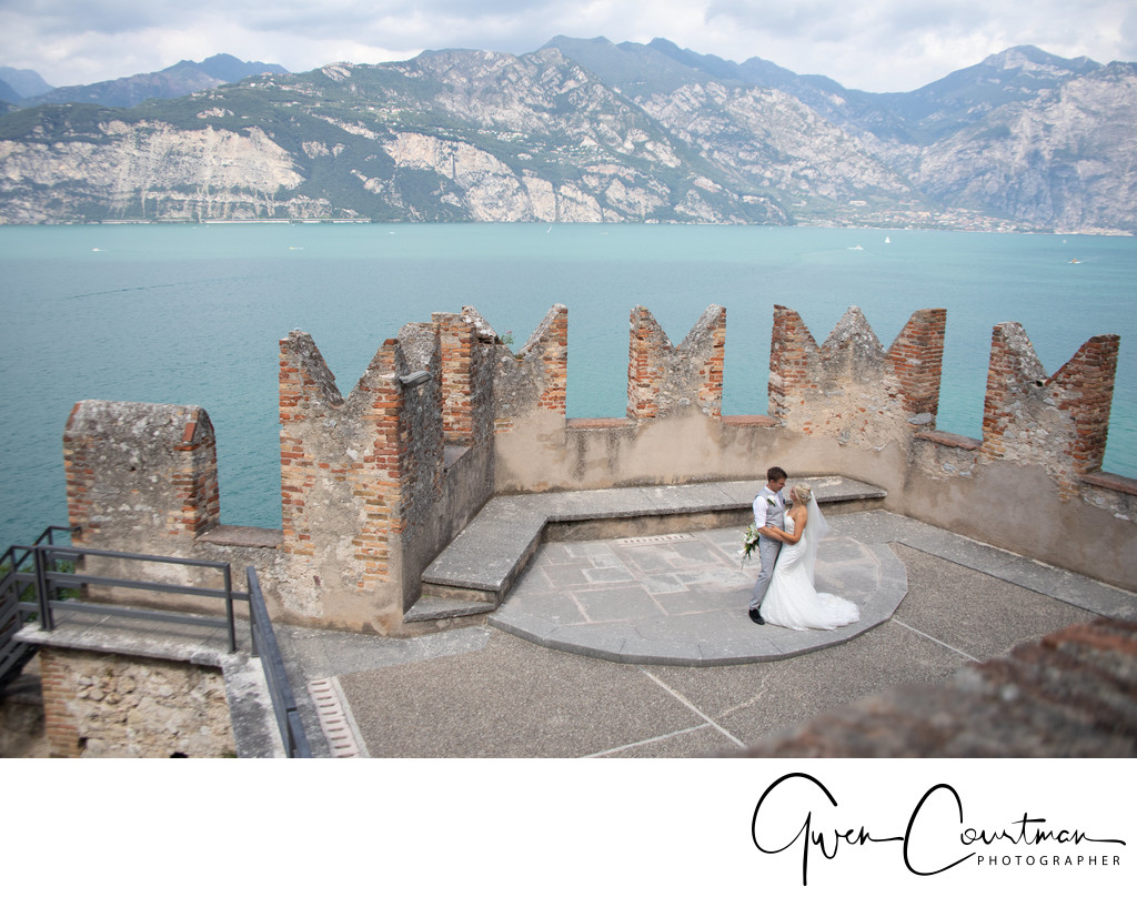 Destination wedding photographer in Italy
