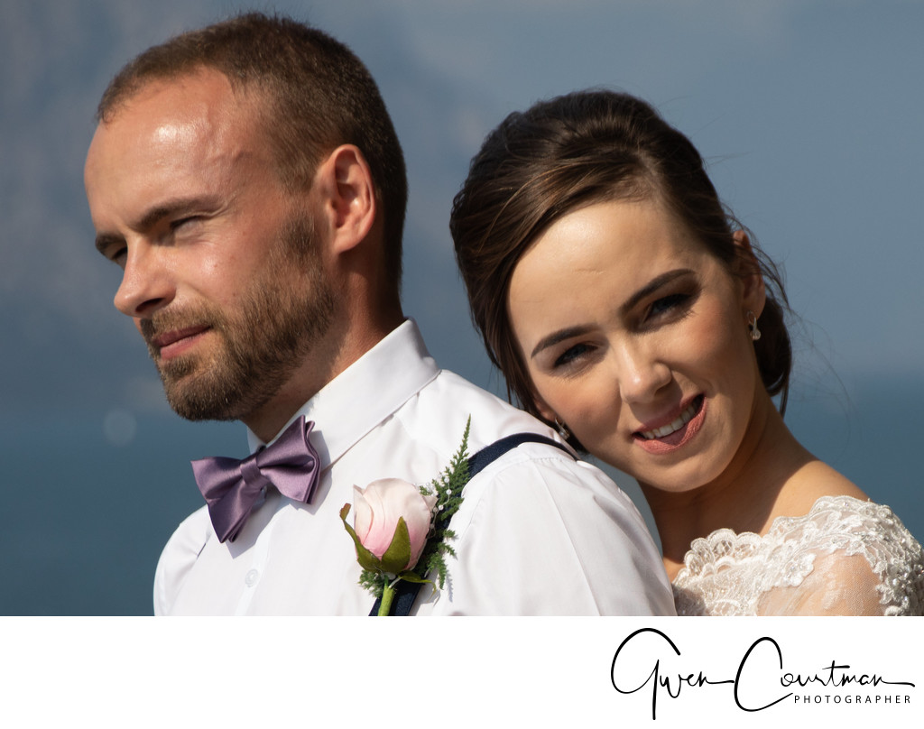 Lisa & Josh Wedding  Malcesine Italy Lake Garda