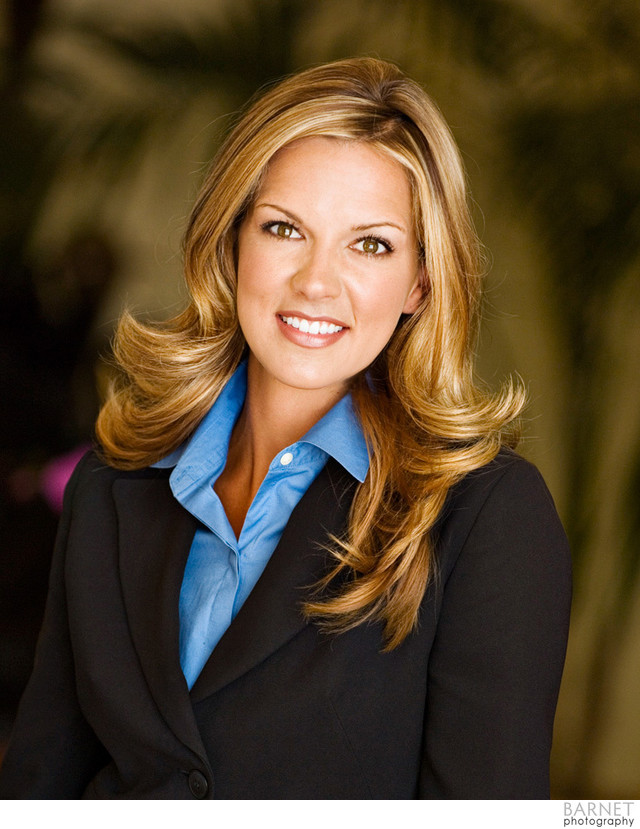 Southern California Female Executiver Headshot