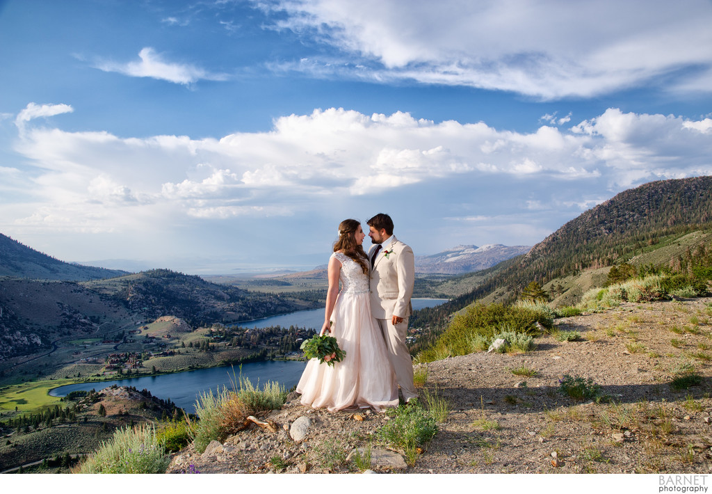 June Mountain Wedding Photographers
